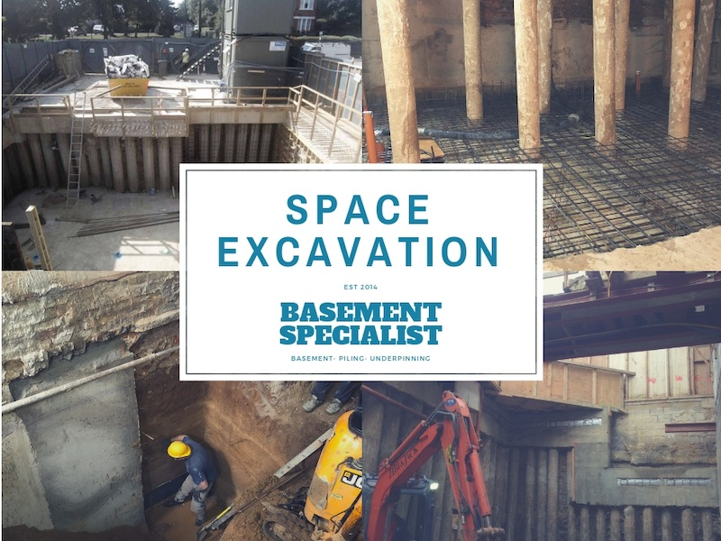 space excavation