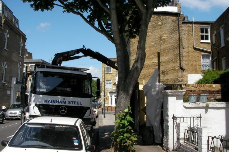 concrete-underpinning-London-underpinning-for-houses-London