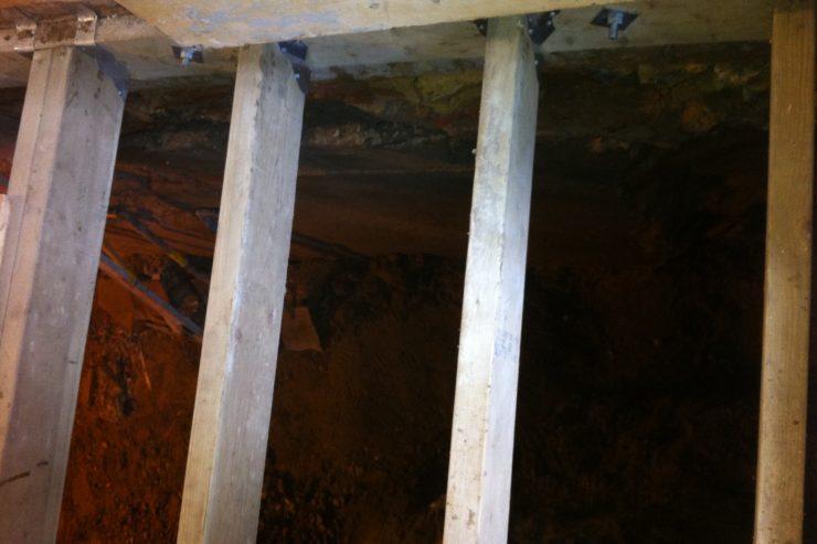 underpinning-basement-London-concrete-underpinning-London