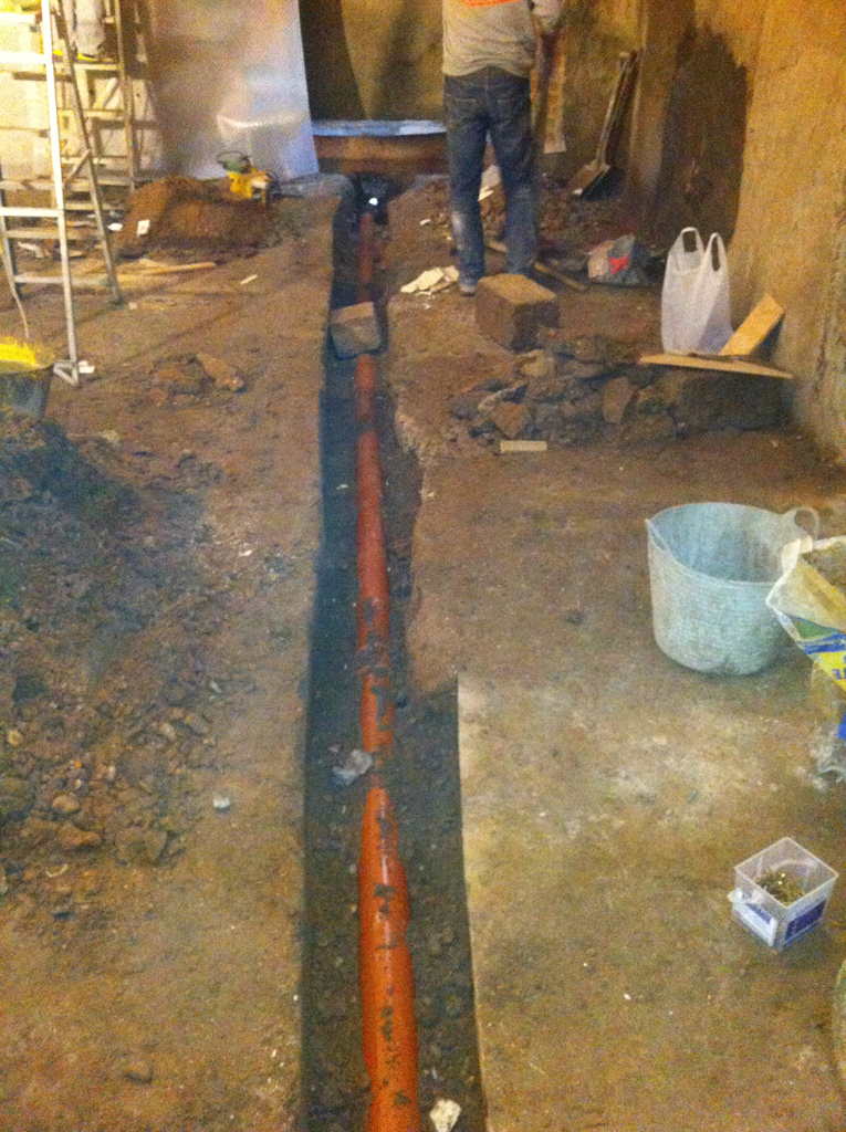 underpinning foundation