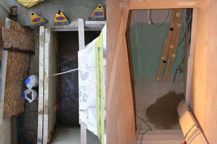 basement construction london