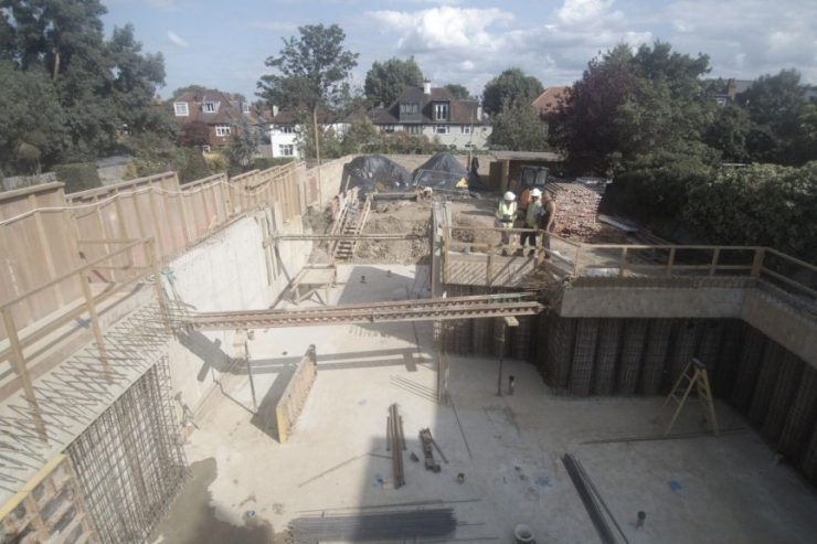 mini-piling-contractors-London-underpinning-foundations-London