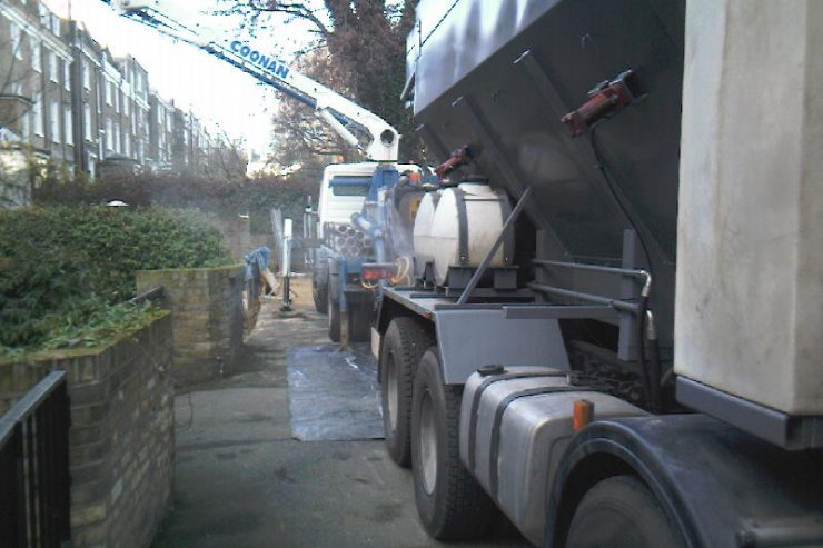 underpinning-contractors-London-underpinning-specialists-London