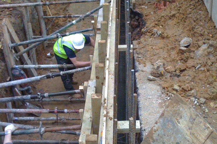 underpinning-contractors-London-insulated-underpinning-London