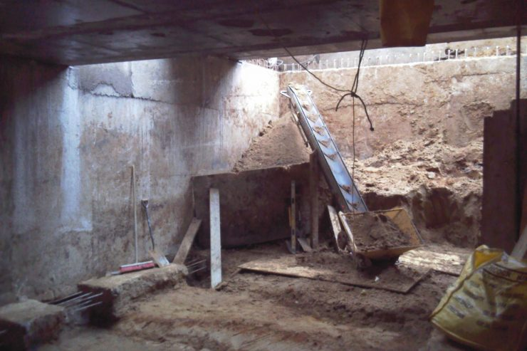 underpinning-contractors-London-underpinning-basement-London
