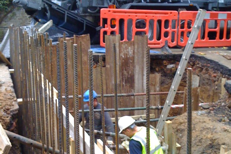 underpinning-contractors-London-underpinning-foundations-London