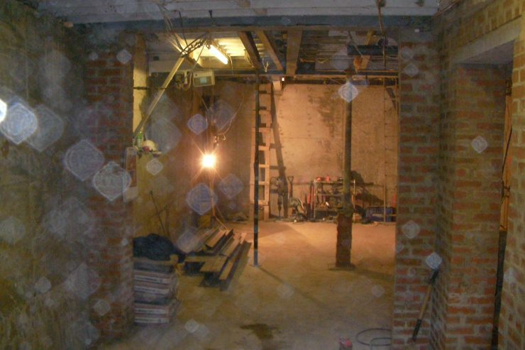 insulated-underpinning-London-underpinning-London
