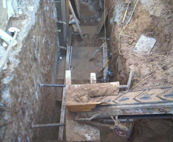 underpinning-contractors-London-basement-excavation-London