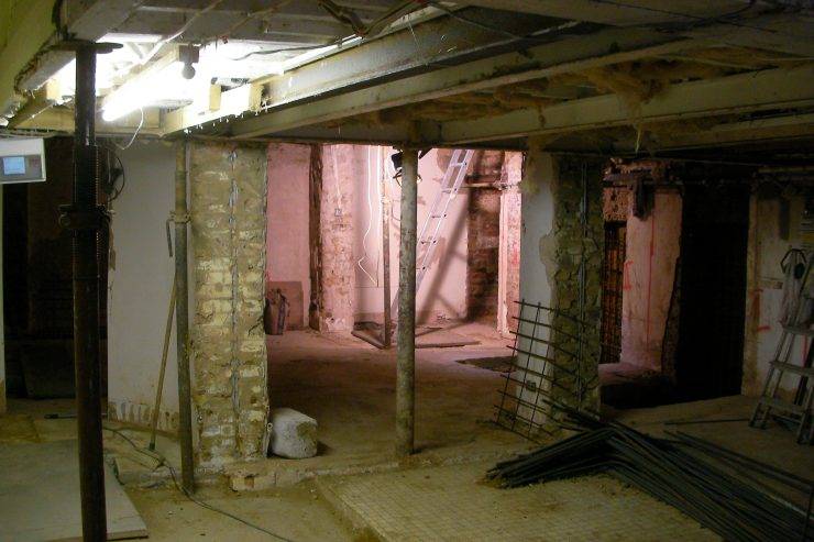 underpinning-for-houses-London-building-underpinning-London