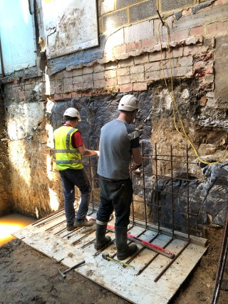 building-underpinning-London-underpinning-company-London