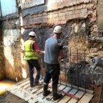 underpinning contractors london