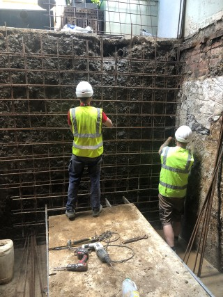 insulated-underpinning-London-underpinning-specialists-London