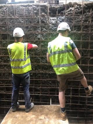 concrete-underpinning-London-poured-concrete-walls-London