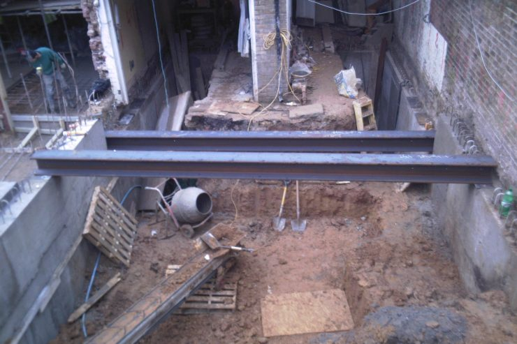 underpinning-company-London-insulated-underpinning-London