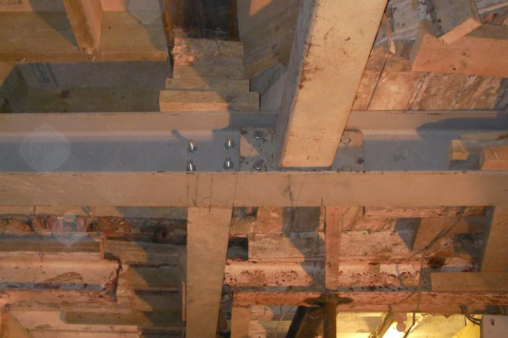 underpinning-foundation-london-underpinning-company-London