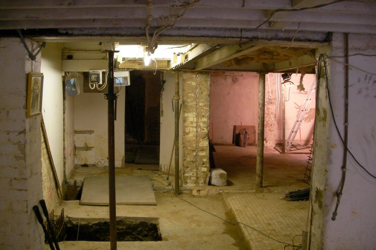 underpinning-for-houses-London-underpinning-foundations-London