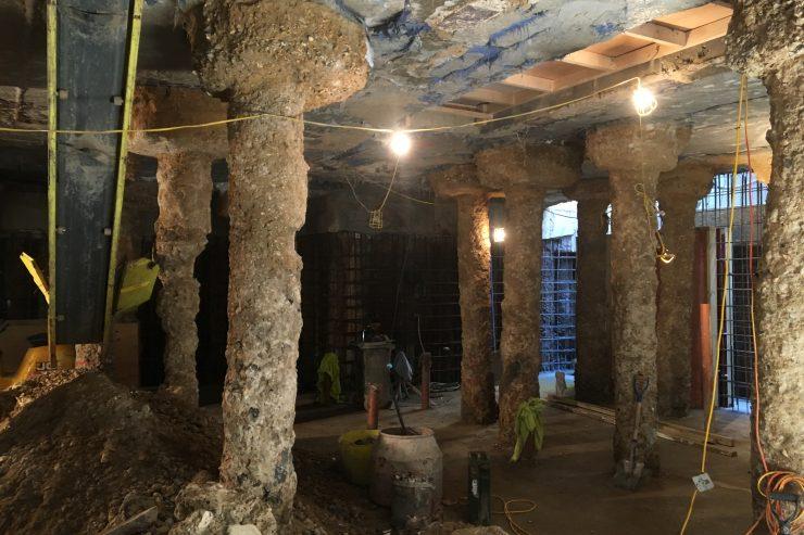contiguous-piling-London-sheet-piling-contractors-London
