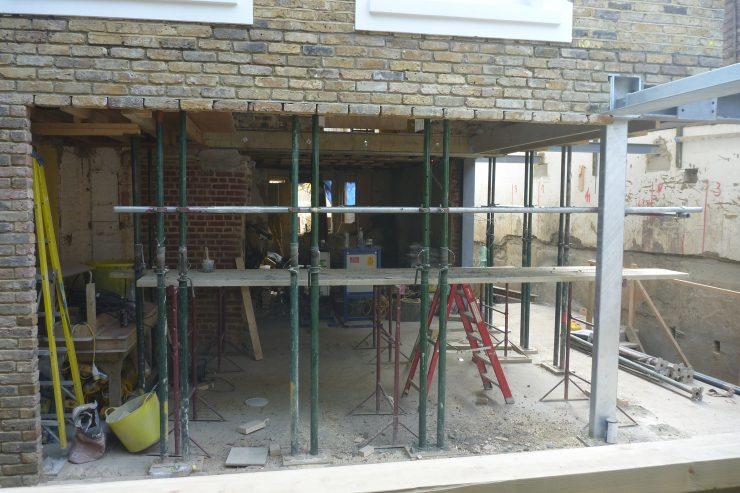 underpinning-foundations-London-underpinning-basement-London