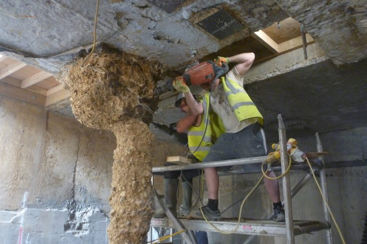 underpinning-a-house-London-underpinning-foundations-London