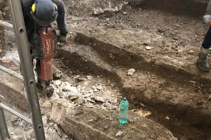 underpinning-a-house-London-underpinning-contractors-London