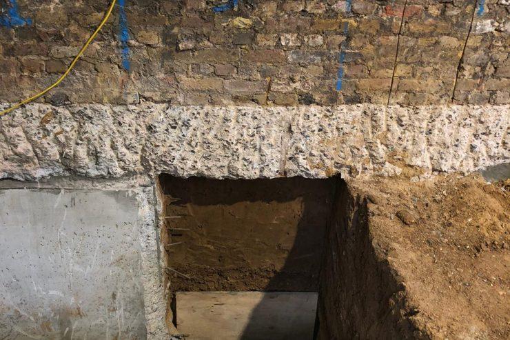 mass-concrete-underpinning-London-underpinning-company-London
