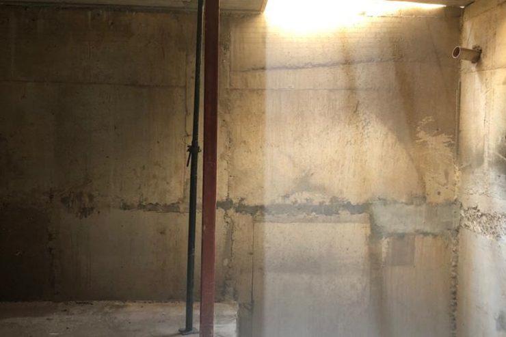 basement-construction-London-poured-concrete-walls-London