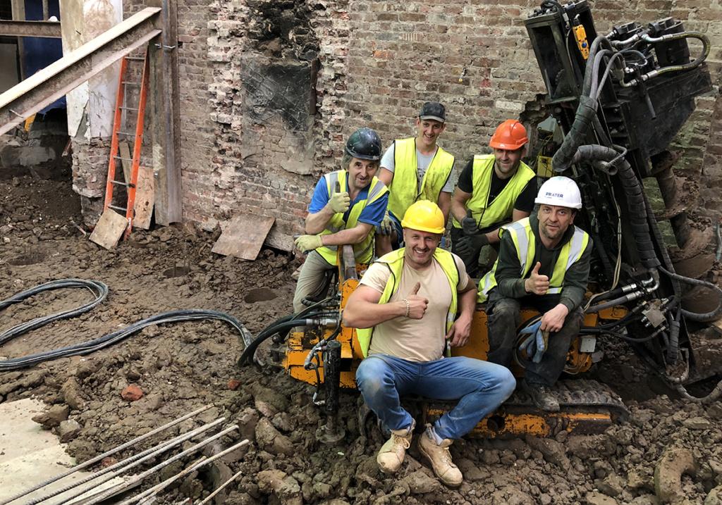 building-a-basement-London