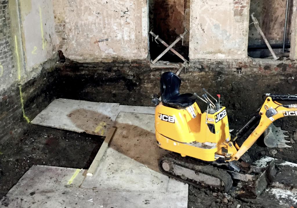 basement-construction-London