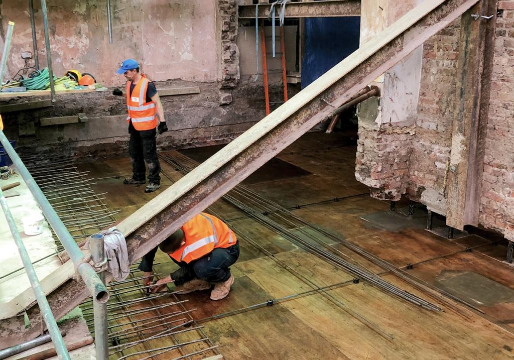 underpinning-basement-London