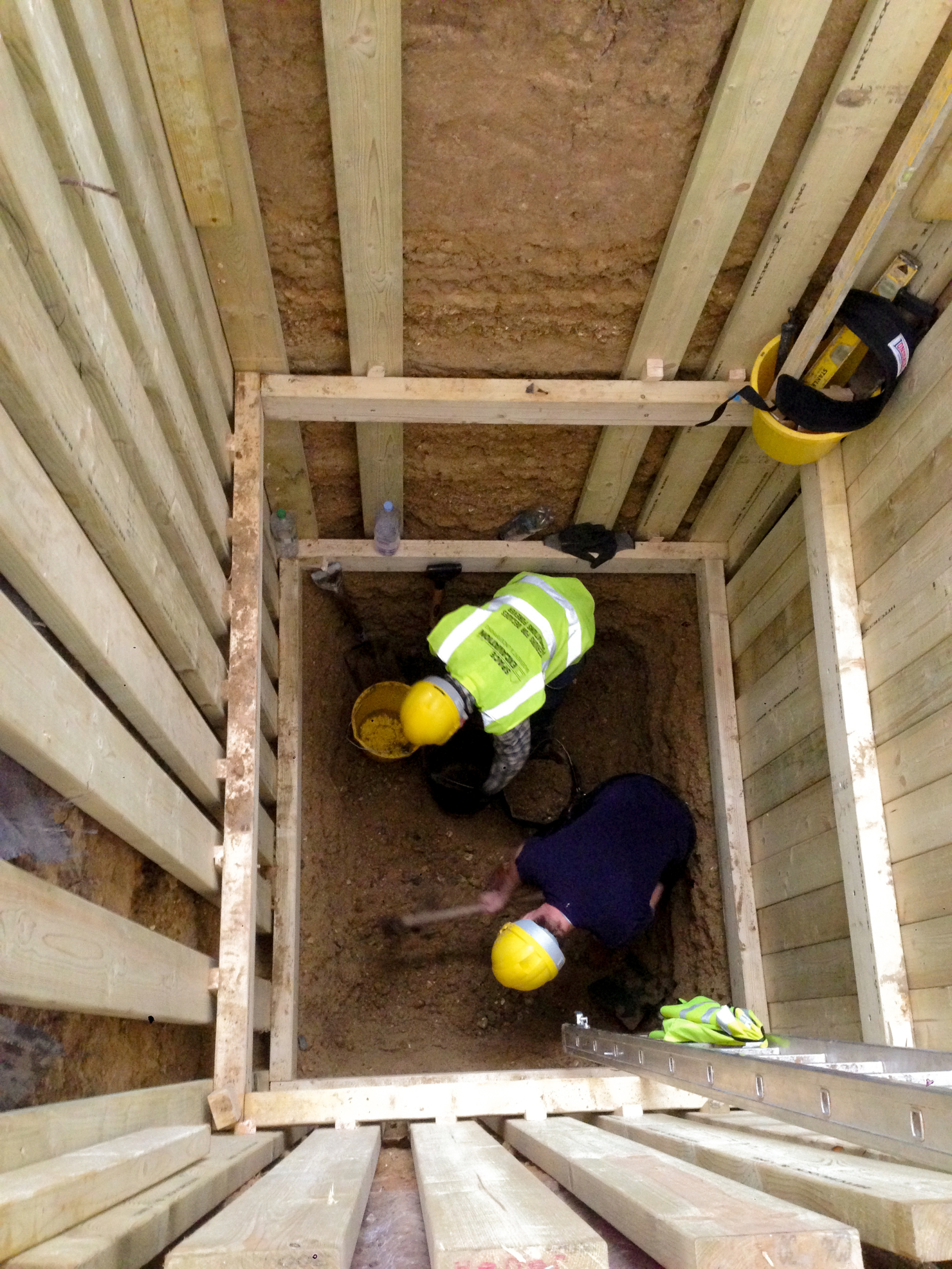 underpinning-a-house-London